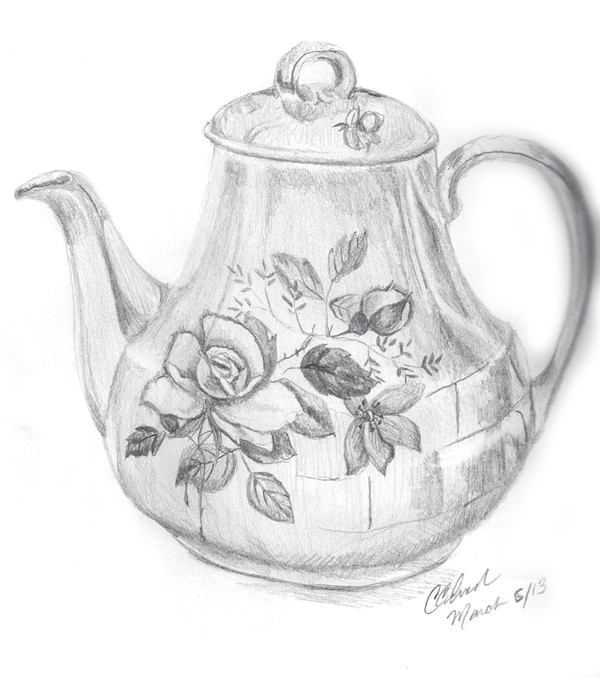 Grannies Tea Pot