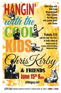 Chris Kirby Concert